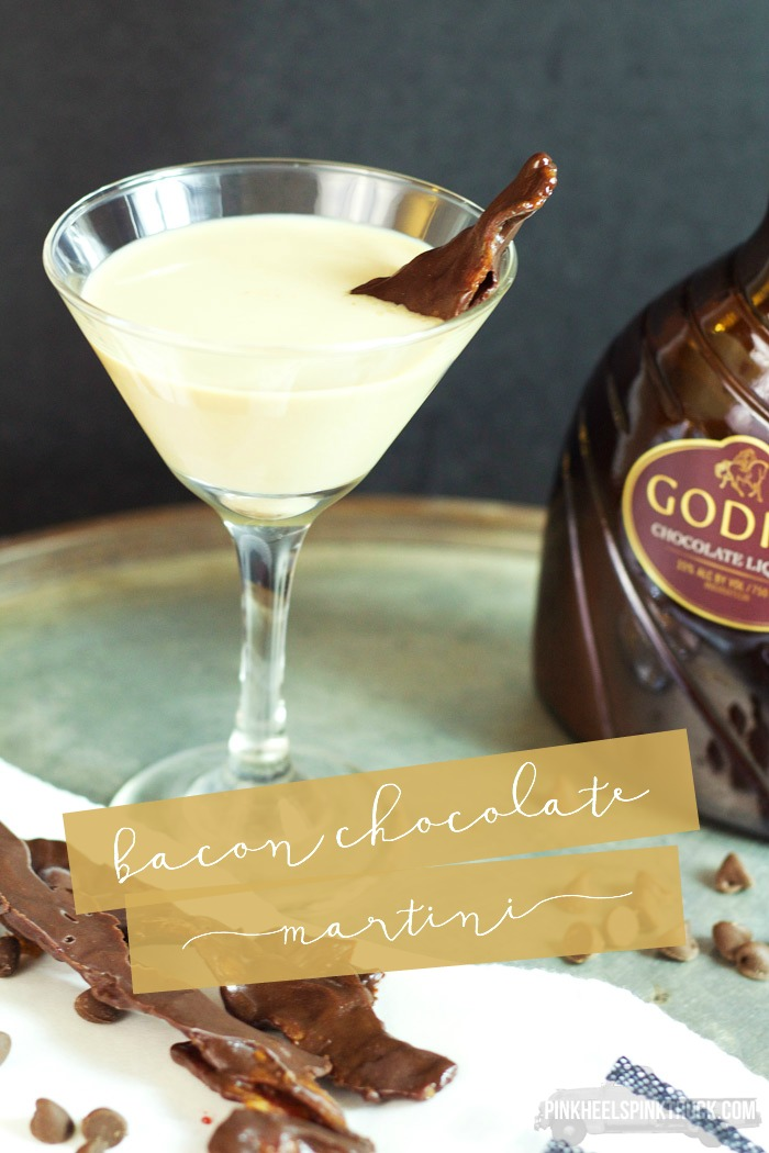 cocktail chocolate martini infused with bacon taylor bradford