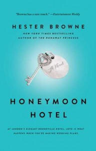 Honeymoon Hotel by Hester Browne