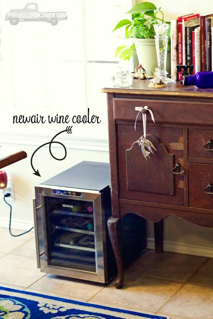 NewAir Wine Cooler Review