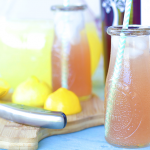 Pomegranate Vodka Lemonade