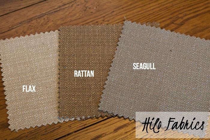 Wayfair Custom Upholstery Hilo Fabrics