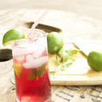 Wildberry Mojito