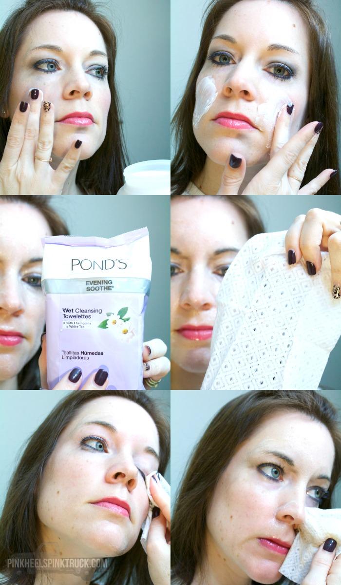PONDS Skincare Routine
