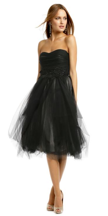 Robert Rodriguez Black Label Avril Dress