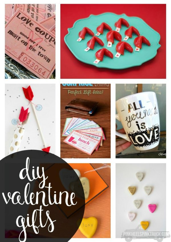 Craft: DIY Valentine Gifts