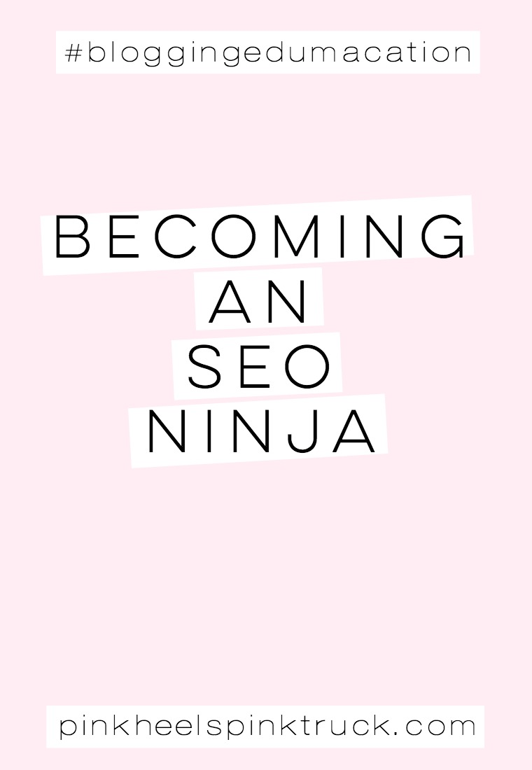 Tips on How to Improve Your SEO (aka Search Engine Optimization) for your Blog from looking at your search query data #bloggingedumacation