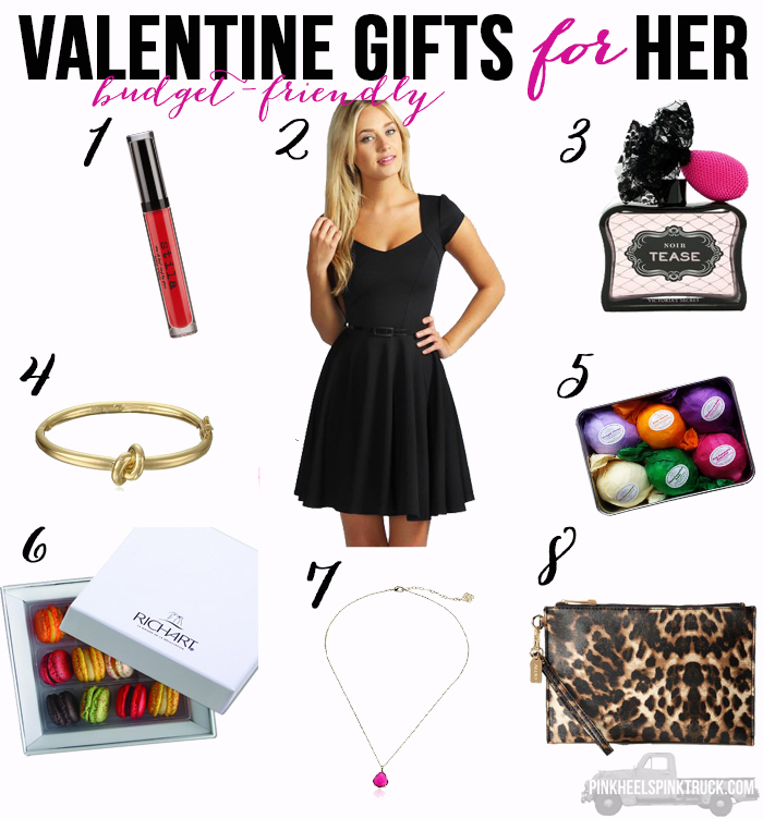 Budget Friendly Valentine S Day Gifts Taylor Bradford