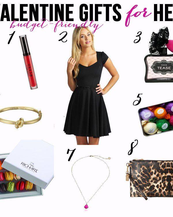 Budget Friendly Valentine's Day Gifts