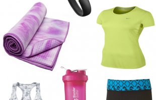 I LOVE all of these gym bag essentials! Here are some great items to make sure you have in your gym bag! Never leave home without them! #NOEXCUSES™ Fitness Gym Bag Essentials