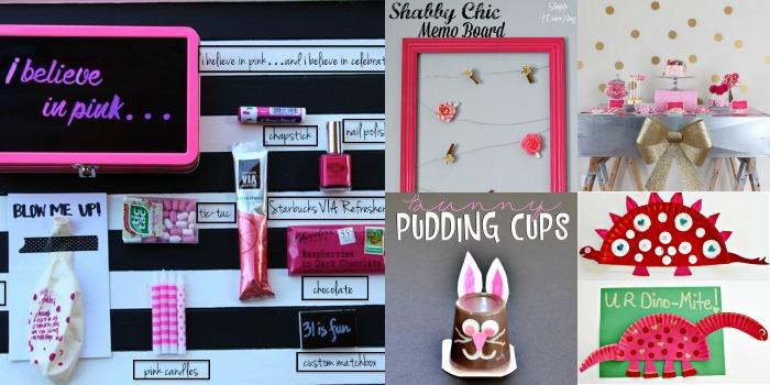 Pink Housewarming Party DIY
