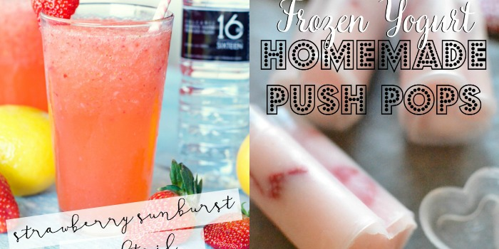 Pink Housewarming Party Recipes