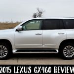 In the market for a new SUV? Check out my review on the 2015 Lexus GX460