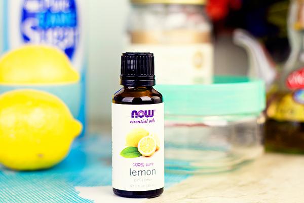 Quick & Easy DIY Lemon Sugar Scrub recipe