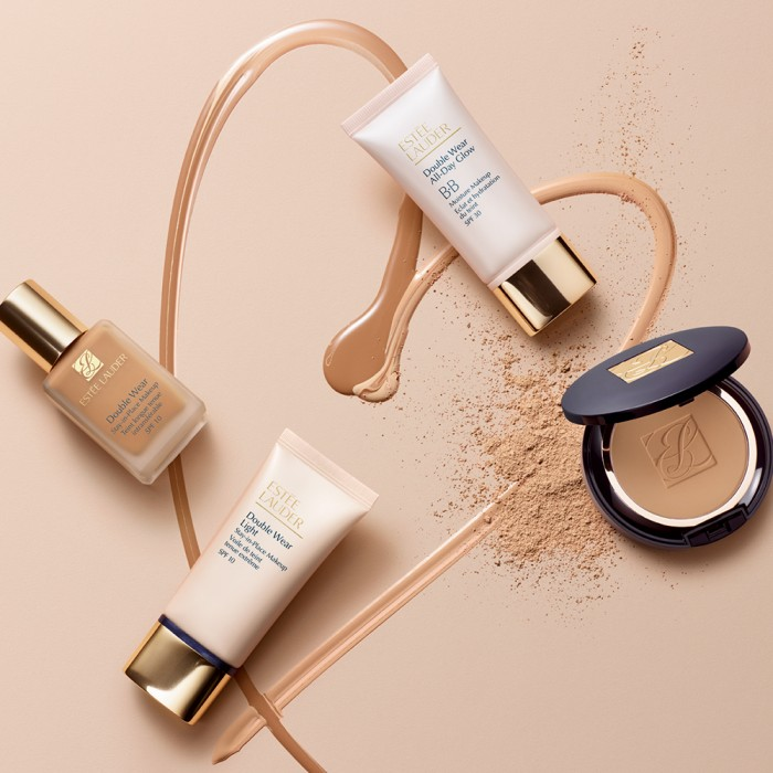 Estee Lauder's Double Wear Stay-in-Place Foundation