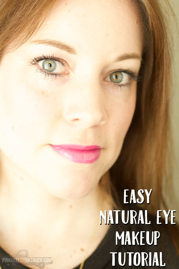 BEAUTY: Easy Natural Eye Makeup Tutorial • Taylor Bradford