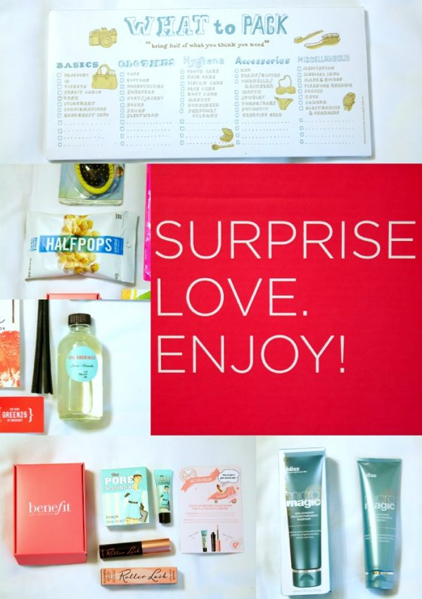 PopSugar March Must Have Box Reveal