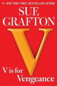 Book Review: V is for Vengeance by Sue Grafton