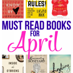 Must Read Books for April 2015