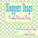 Blogger Brags