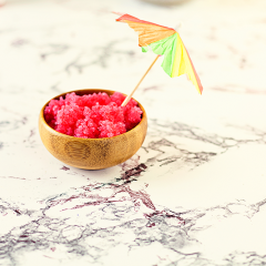 DIY Watermelon Lip Scrub