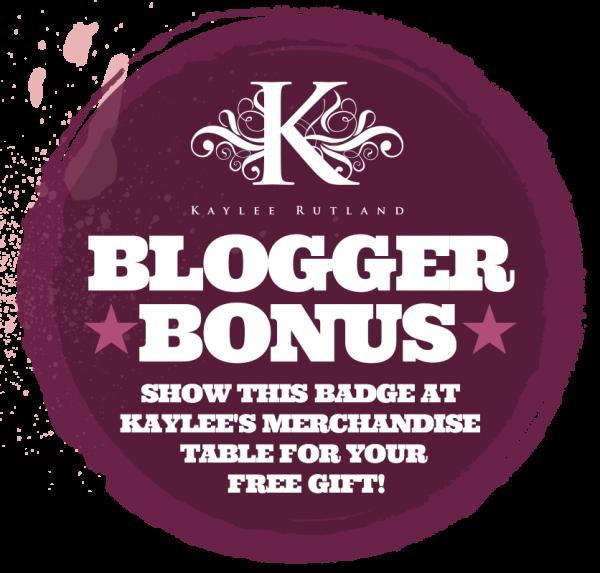 Kaylee Rutland Blogger Bonus