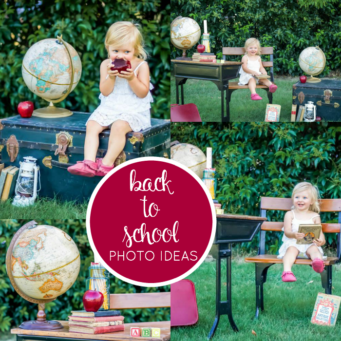 Sharing some ideas today on how you can create memorable photos of your kids with these adorable First Day of School Photo Ideas! It is so fun looking back at last years school photos and seeing how much my kids have grown. Sharing some ideas today on how you can create memorable photos of your kids with these adorable First Day of School Photo.