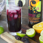 Cocktail: Blackberry Sangria
