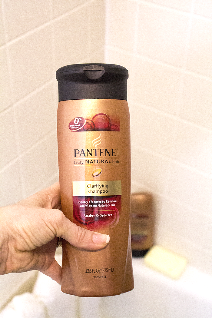 Pantene Clarifying Shampoo For Natural Hair