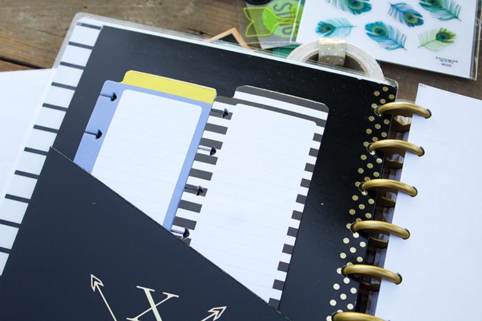 Planner Organization - Planning Tips 3