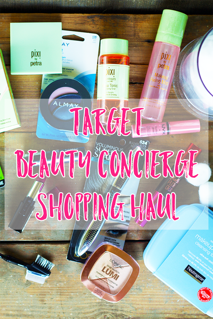 Have you heard that Target is offering a new program in their beauty department? It's called the Target Beauty Concierge & I'm sharing about my experience!
