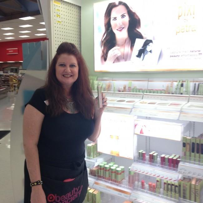 Target Beauty Concierge Program - Jill