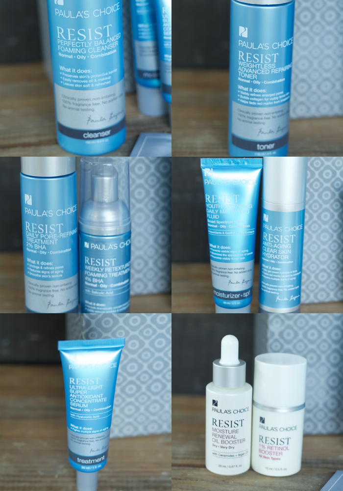 Check out my review on Paula's Choice Skincare System.