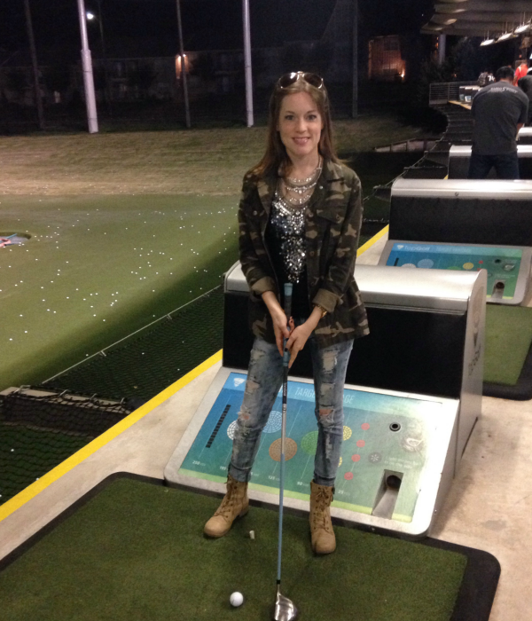 TopGolf Dallas Experience #FirstTimersClub + GIVEAWAY