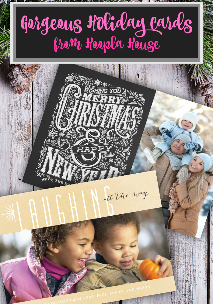 Looking for Holiday Card options?? Check out the awesome Holiday Card collection from Hoopla House Creative!