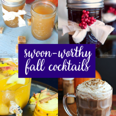 21 Swoon-worthy Fall Cocktails