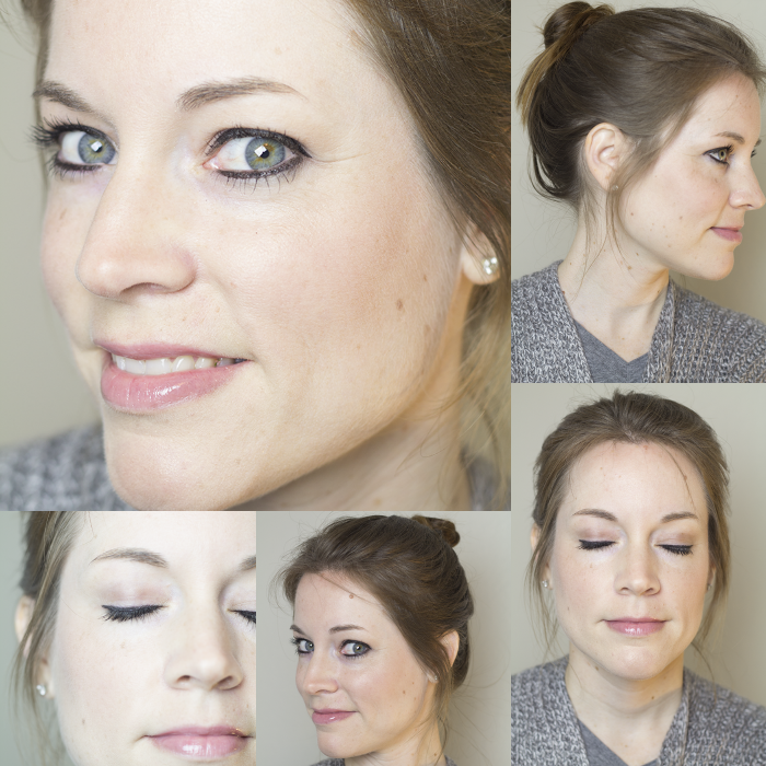 Holiday Makeup: Playing the Rules Beauty Look