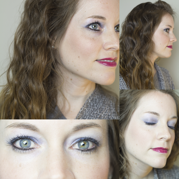 Holiday Makeup: Breaking the Rules Beauty Look