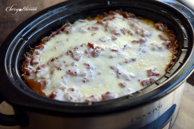 Cherry Blossom Kitchen Veggie Lasagna Prep8