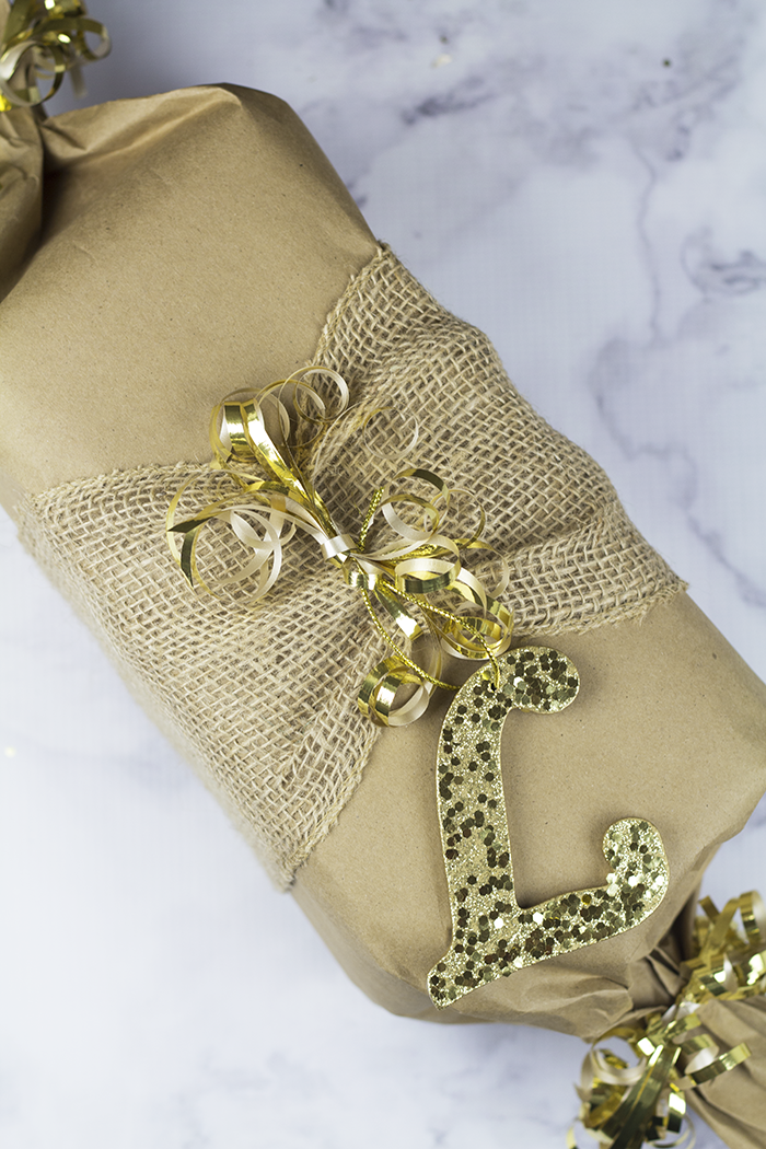 Don't let the gift wrapping get you down! I've got an Easy Gift Wrapping Idea that's perfect all year round!