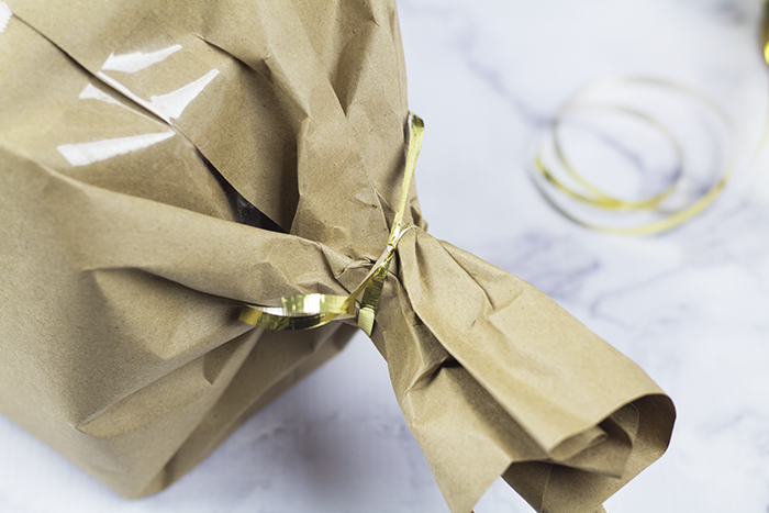 Easy Gift Wrapping Prep 2