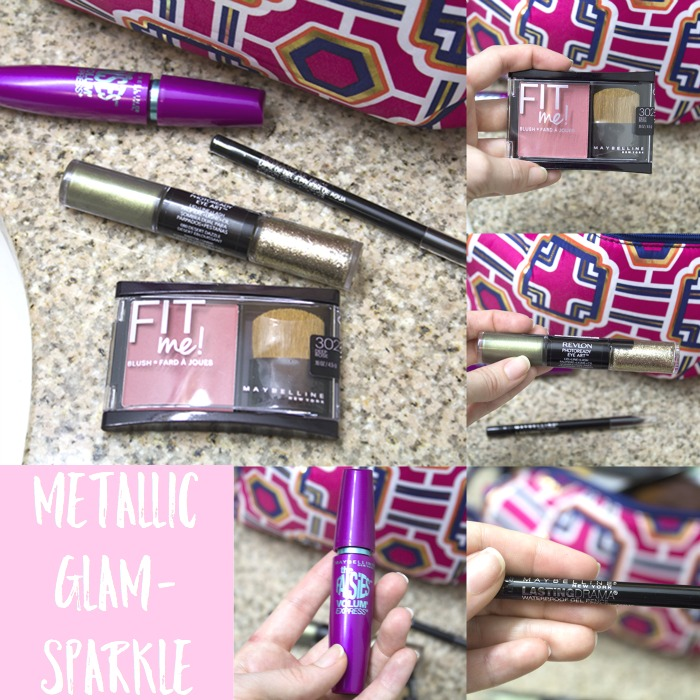Metallic Glam-Sparkle