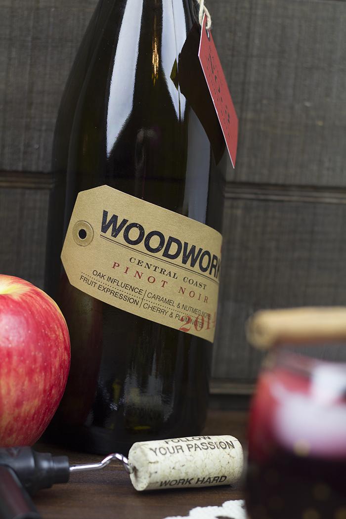 Woodwork Pinot Noir 2014