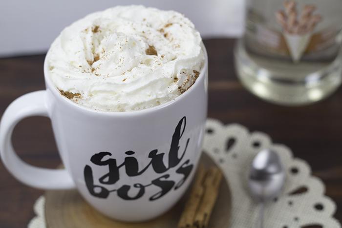 Boozy Snickerdoodle Chai Tea Latte 2