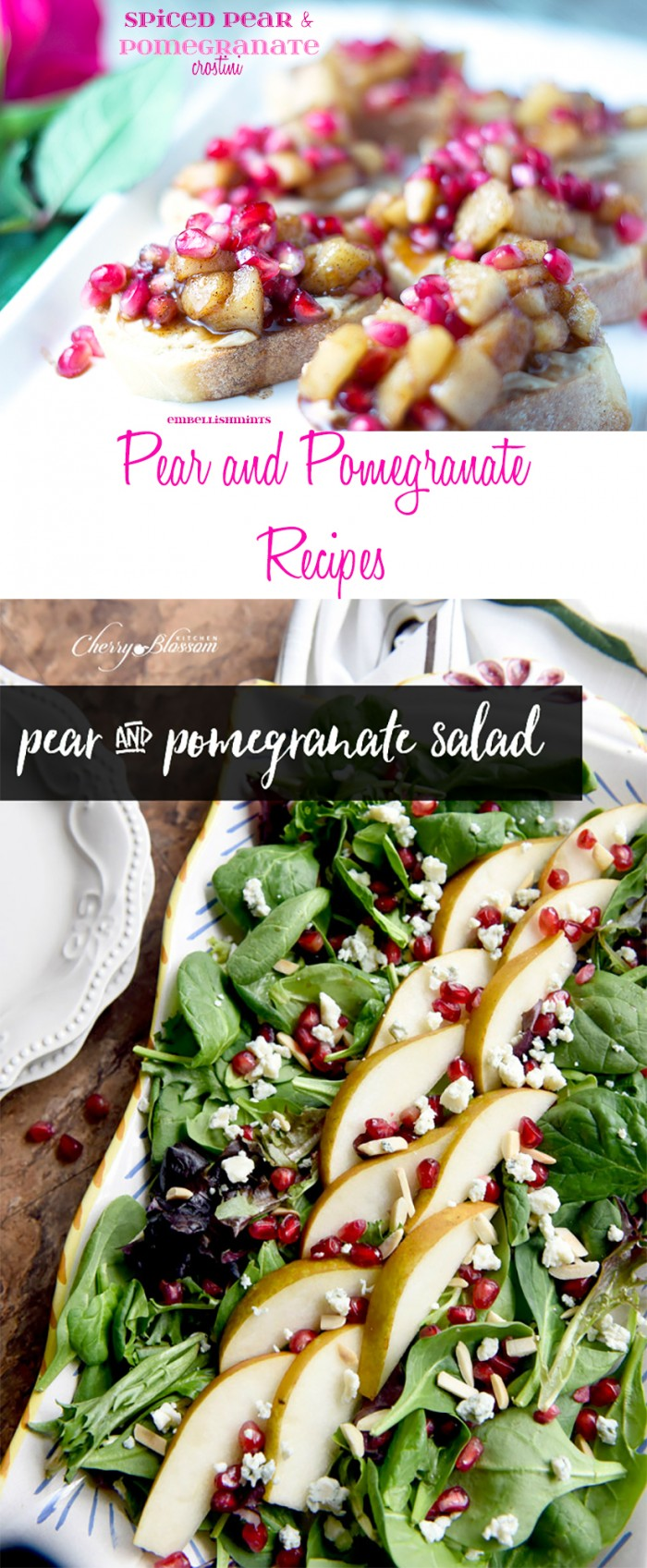 Pear-and-Pomegranate-Recipe-Ideas