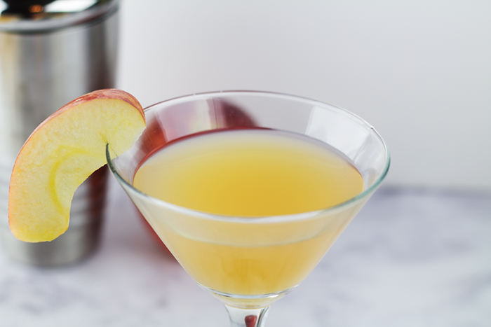 Caramel Apple Cider Martini 2