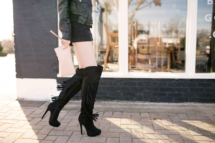 Over the Knee Boots from JustFab.com