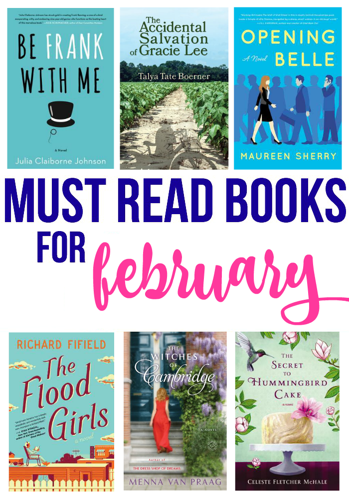 Must Read Books for February
