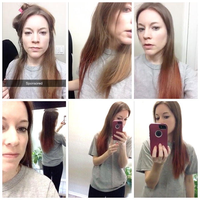 Sally Hair Process