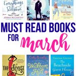 MUST READ BOOKS FOR MARCH