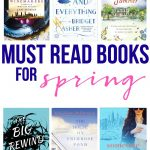 MUST READ BOOKS FOR SPRING 2016